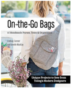 On The Go Bags by Lindsay Connor & Janelle MacKay