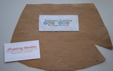 Business Cards & Bag Labels