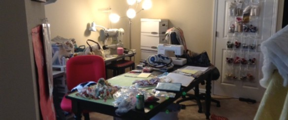 A Craft Room Bombing….