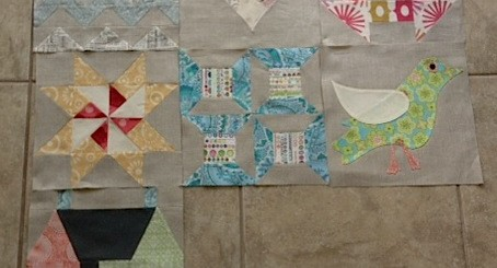My First Quilt Blocks…So Far