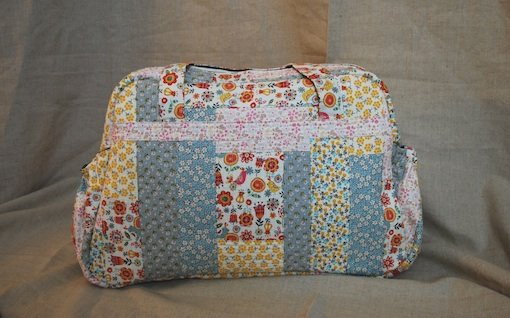 The Aragon Bag Raspberry Sunshine