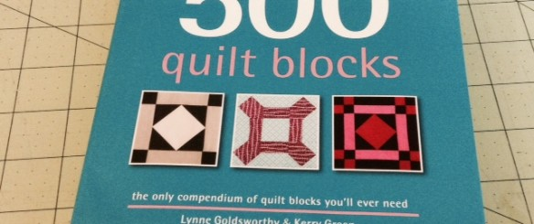 500 Quilt Blocks & Studio Inspiration