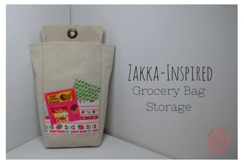 0001.png & Zakka-Inspired Bag Storage - Raspberry Sunshine