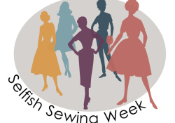 Selfish Sewing Week ~ Fall 2014 ~ A Little Hint