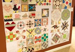 WIP Wednesday ~ Scraps & Design Walls ~