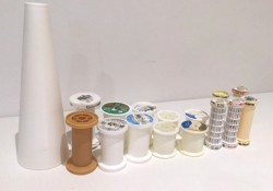 How Many Empty Spools of Thread do YOU have?