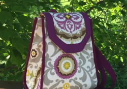 The Promise Ring Backpack by Sew Sweetness!