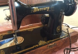 They're Multiplying! A New Vintage Sewing Machine
