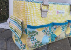 ~My New Oslo Craft Bag~