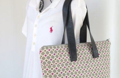 January's New Pattern Make ~ The Kristin Bag ~