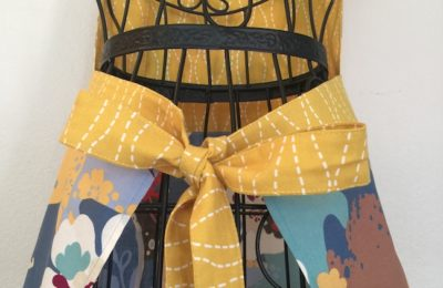 The Easy Modern Apron – A New Craftsy class from Betz White